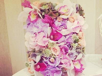 Miss Fleur – Rama Foto Flori Naturale