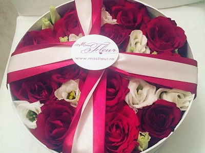 Miss Fleur – Cutie florala Valentine
