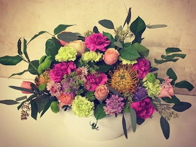 Miss Fleur – Aranjament floral Summer Style