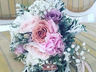 Miss Fleur – Buchet mireasa Bohemian Touch