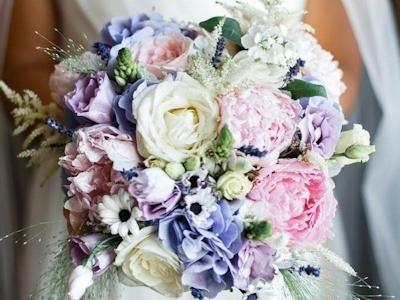 Miss Fleur – Buchet mireasa Poetic Radiance